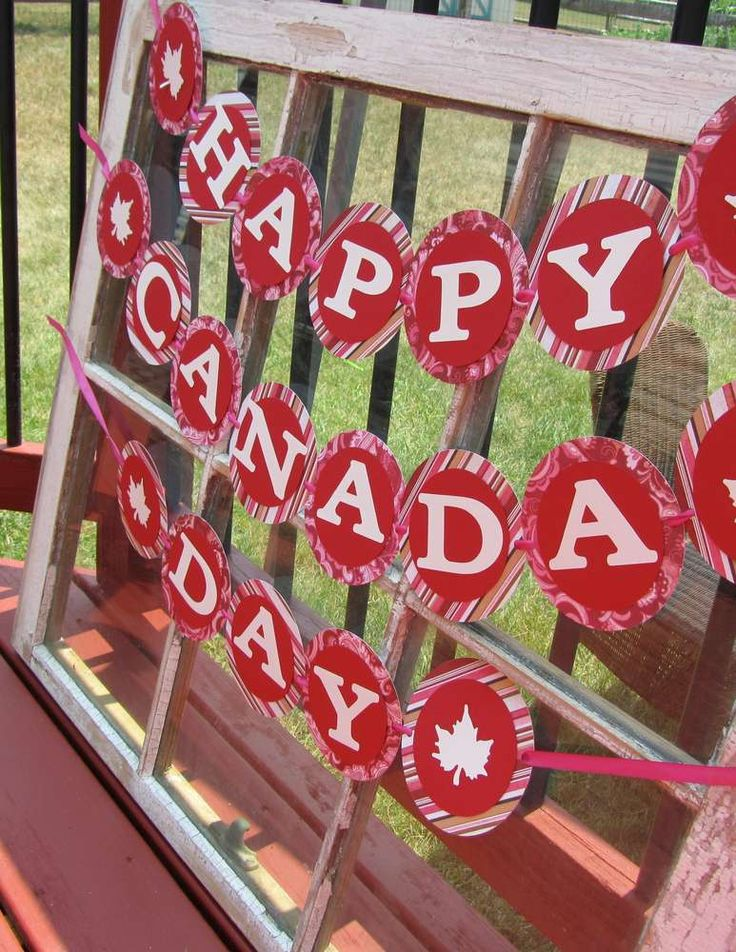 Canada Day!   Canada Day Party Ideas   Photo 2 of 29
