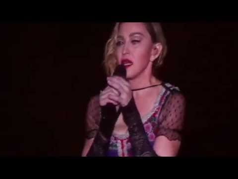 Madonna - Prayer for Paris (Rebel Heart Tour, Stockholm, 14 Nov 2015)
