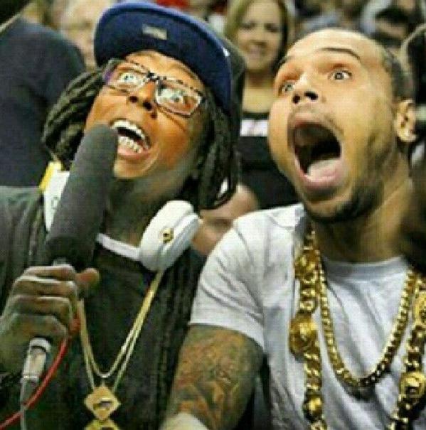 Chris Brown x Lil Wayne