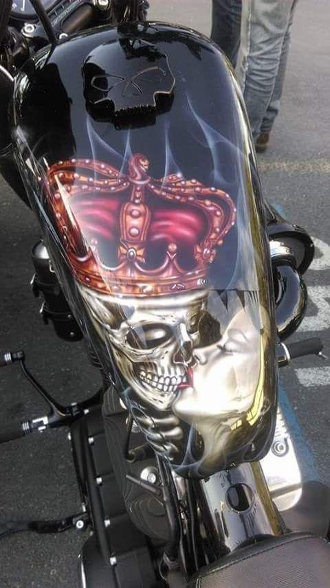 Pintura  Moto motocicleta  Nice Tank                                                                                                                                                                                 More