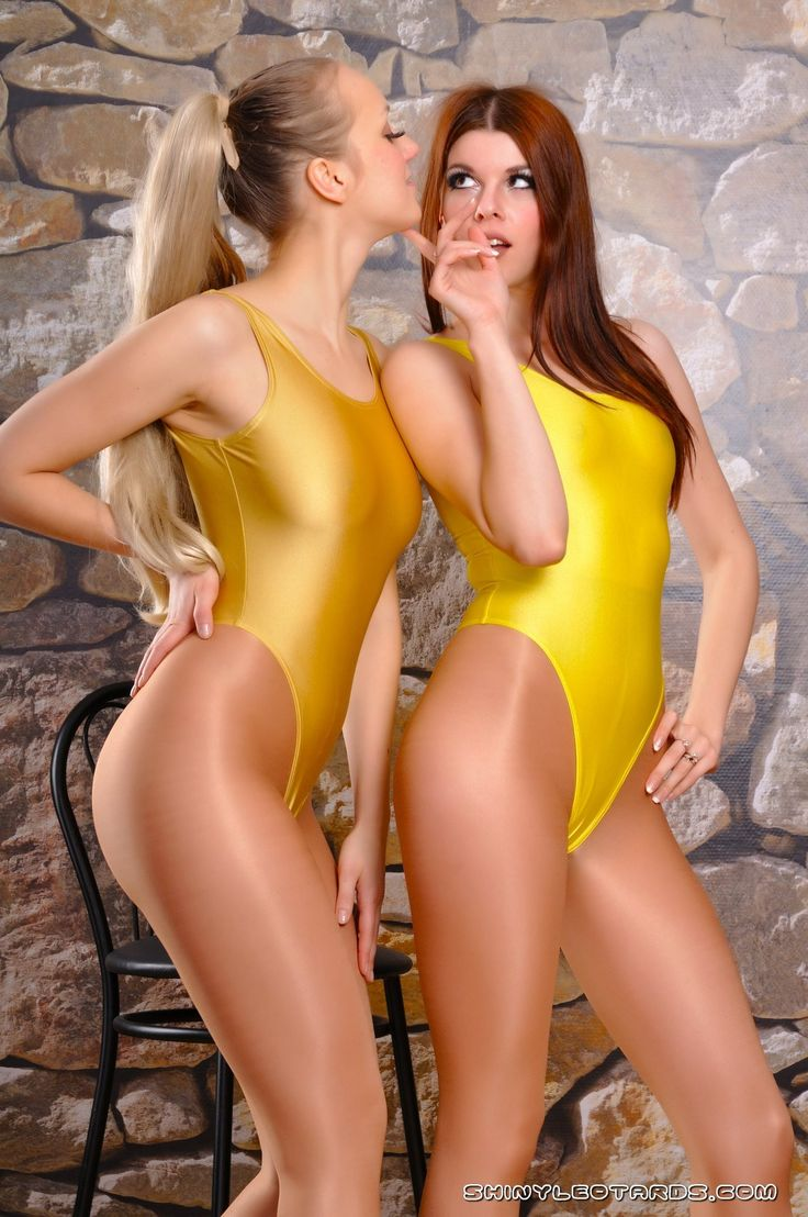 Skin tight latex cameltoe