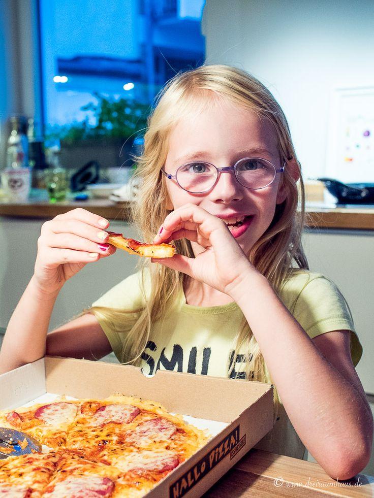 Hach, es kommt ganz oft vor, dass ich beim Pizza Lieferservice bestelle. Vor allem am Wochenende und sehr gern bei HALLO PIZZA! Top Empfehlung!