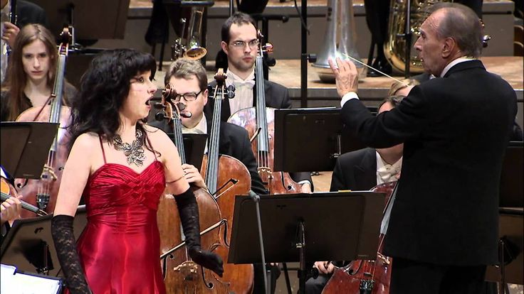 Alban Berg: Lulu-Suite Anna Prohaska, Claudio Abbado, Berliner Philharmoniker, 15. 5. 2011