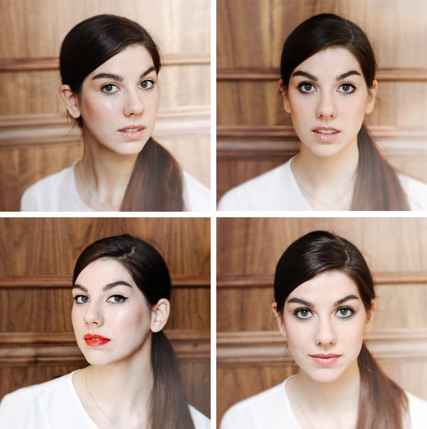 different types of eyeliner and how to apply eyeliner beauty makeup tutorial
