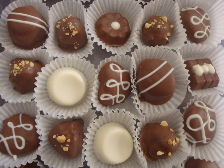 Jen's Homemade Chocolates