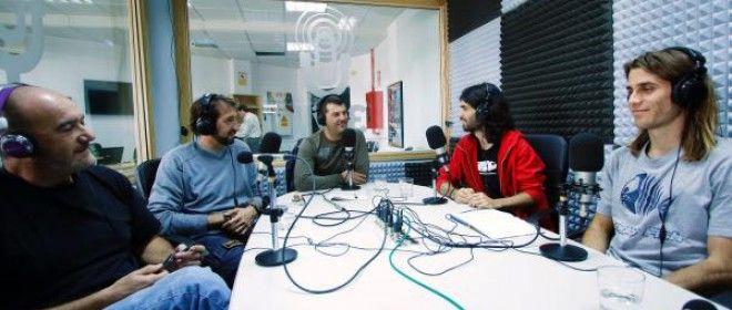 Quique Ribas-Toni Garcia-Juan Castro-Alvaro Pantoja-Alberto Pantoja