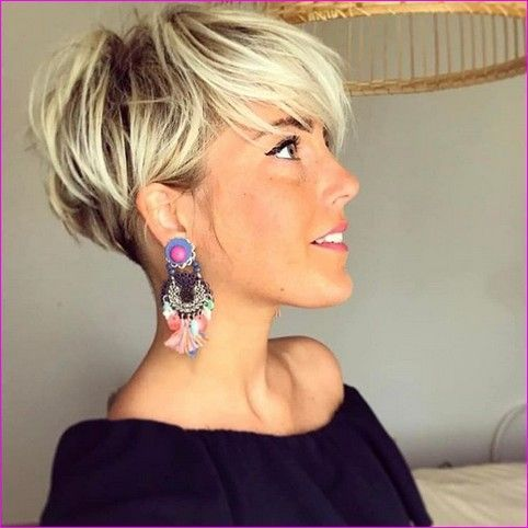 25 Latest Short Hairstyles for Fall & Winter 2019-2020 | Long Wedding Hair - #hairstyles #latest #short #wedding #winter -