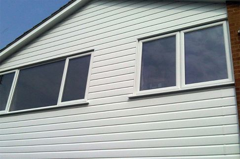Image result for upvc shiplap cladding