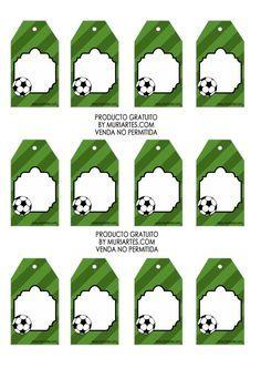 Imprimibles Futbol - www.susaneda.com