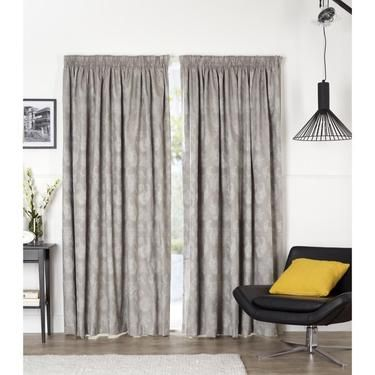 Wilson Fabrics Formosa Pencil Pleat Curtains