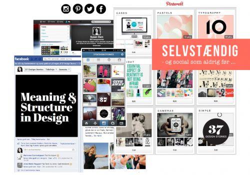 Selvstændig – og social som aldrig før By Susan Dam In Det Kreative Panel Posted oktober 24th, 2013 Da jeg kastede mig ud i at blive selvstændig grafisk designer for 2 år siden – midt i finanskrisen – var det ofte de samme spørgsmål, de fleste stillede mig. Hvordan vil du skaffe kunder? Hvordan tør du det midt i krisen? Hvordan vil du markedsføre dig? Jeg havde ikke udviklet en forkromet forretningsplan, men […] - See more at: http://www.creatur.dk/blog/#prettyPhoto