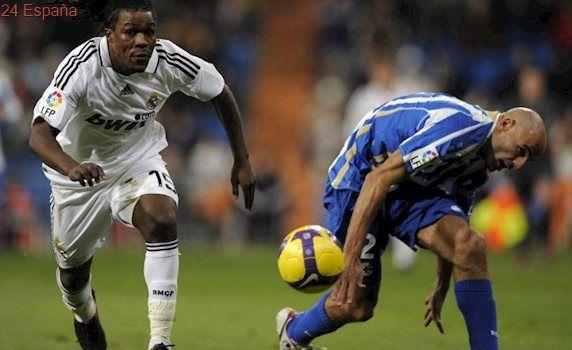 El exjugador del Real Madrid y el Hércules Royston Drenthe se retira y se pasa al rap