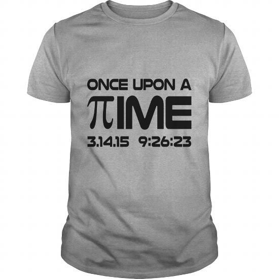 Once Upon A Time - Pi Day March 14 2015 T-Shirts