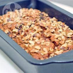 Volkoren bananen-notenbrood @ allrecipes.nl