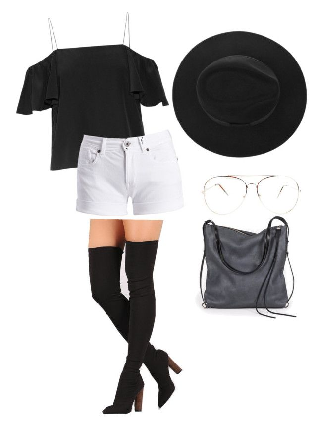"""Untitled #57"" by fhk21 on Polyvore featuring Fendi, Barbour International and Ina Kent"