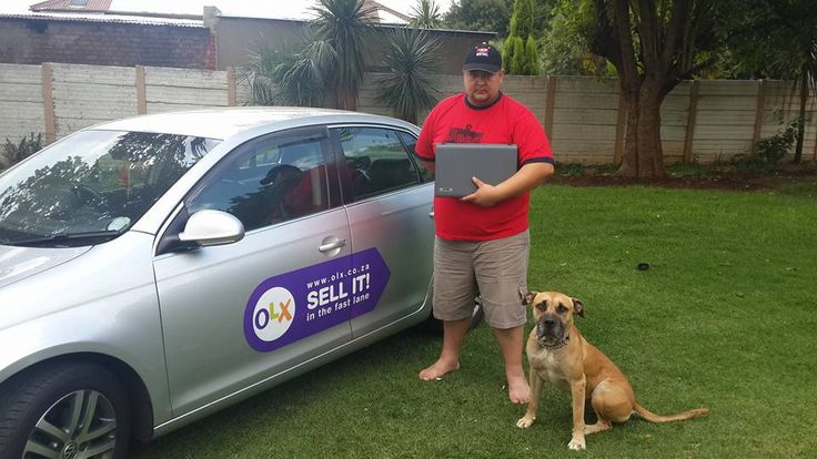 One of our #OLX drivers getting paid to get the conversation started. #EarnExtraCash #BrandYourCar #Bucks4Influence