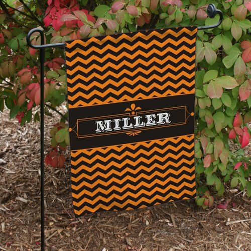 personalized halloween family double sided garden - Personalized Halloween Decorations