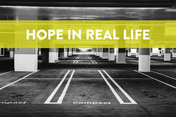 Hope in Real Life: Finding Grace and Encouragement in Difficulty
