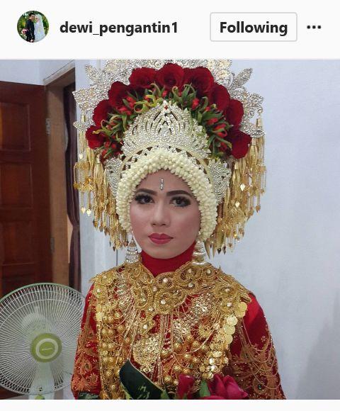 Rias Pengantin Aceh by Dewi Pengantin