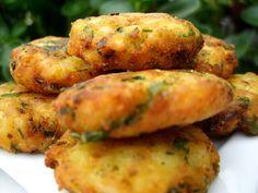 Recette Croquettes de pomme de terre et poisson