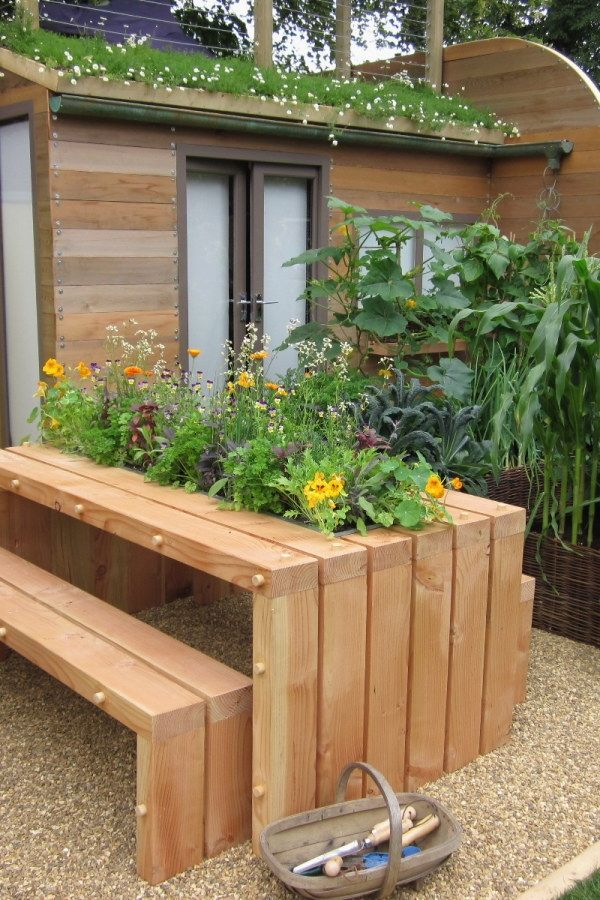 Easy Potting Shed renovated ideas for your landscaping outdoor space - Potting Shed Designs