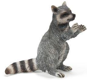 Schleich - Raccoon - Standing
