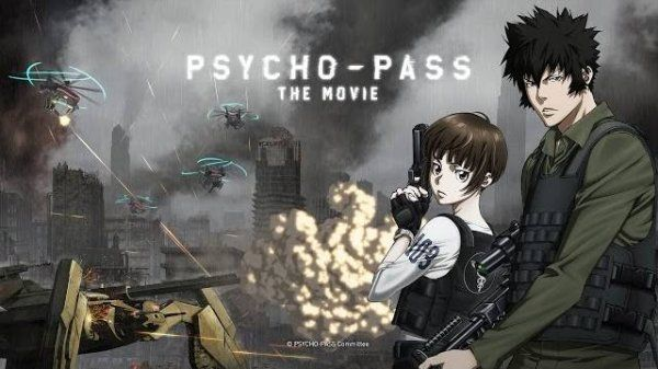 Latest 'Psycho-Pass: The Movie' Trailer With German Anime Dub Arrives