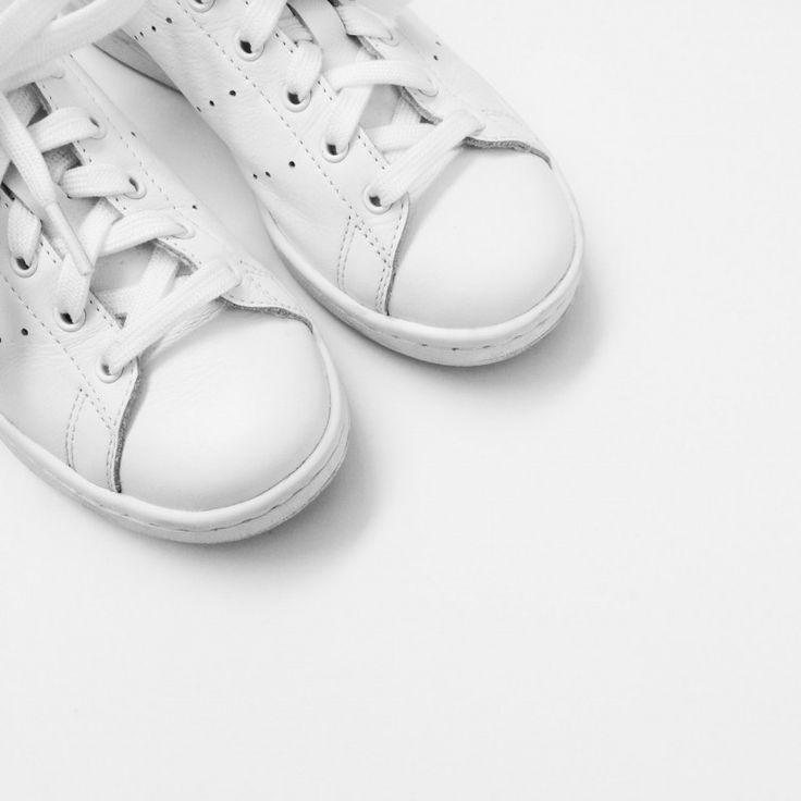 Stan Smith | Minimal + Chic | @codeplusform
