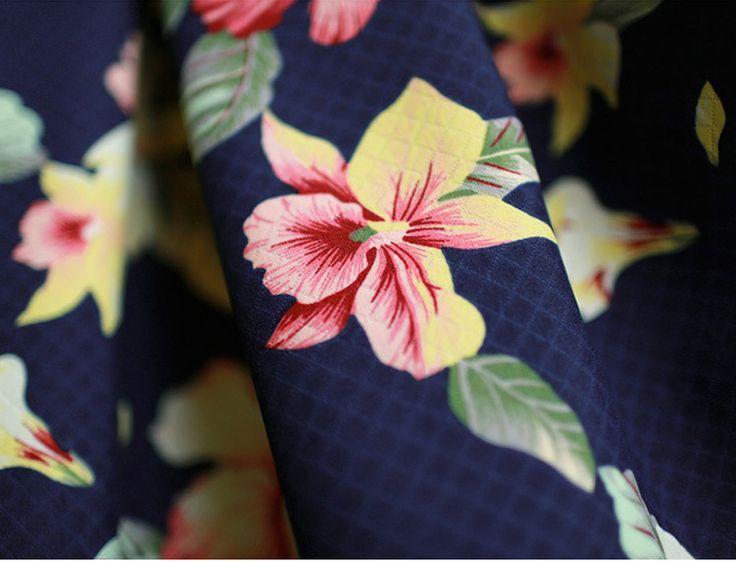 Новые Цветочные Плиссированные Юбки Женская 2016 Летняя Мода Большой Размер Юбки Женщины Долго Цветок A Line Юбка Юп Longue Femme купить на AliExpress