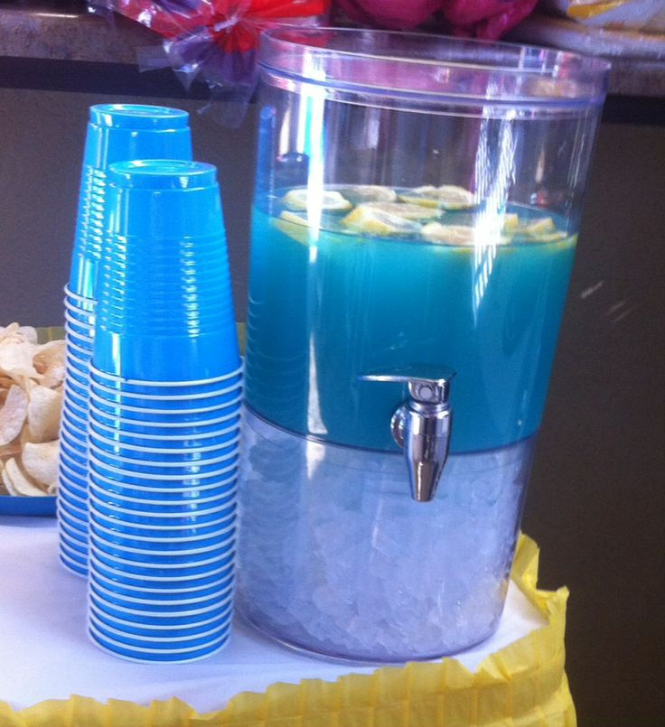 how to make punch using hawaiian punch and sprite