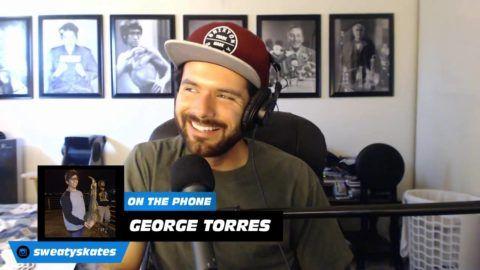 GEORGE TORRES TALKS SK8MAFIA 2016 PREIMERE, JAMIE PALMORE, ALEXIS RAMIREZ: WATCH THE FULL… #Skatevideos #2016 #Alexis #george #jamie