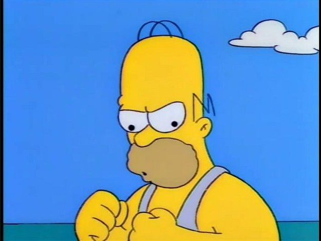 You got 7 out of 13 right! Excellent!  You know quite a lot about Homer Simpson!