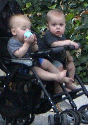 | Darby Galen and Sullivan Patrick Dempsey were riding around Los ...