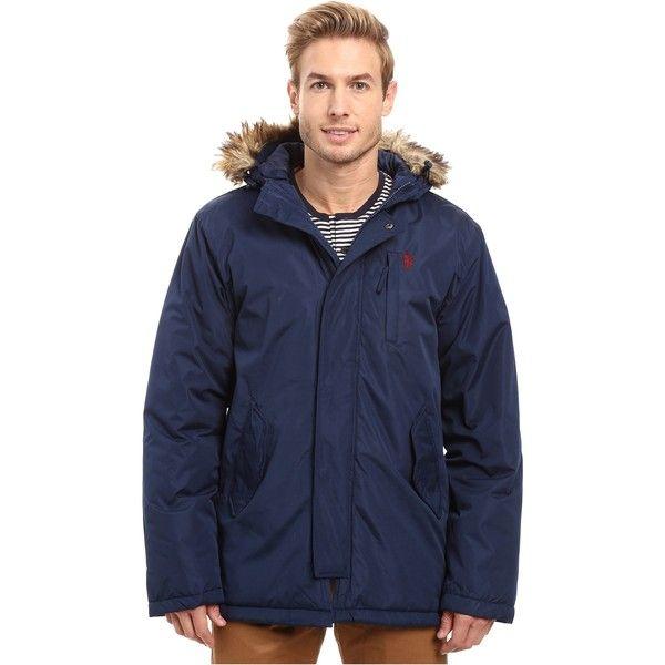 Best 25  Mens fur hooded jacket ideas on Pinterest   Winter wear ...