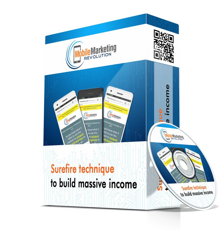 http://flashreviewz.com/mobile-marketing-revolution-plr-review/ Mobile Marketing Revolution PLR Review - Brand New, Top Quality PLR Package Exclusively Done For You & Start generating BIG Income on Autopilot mode!