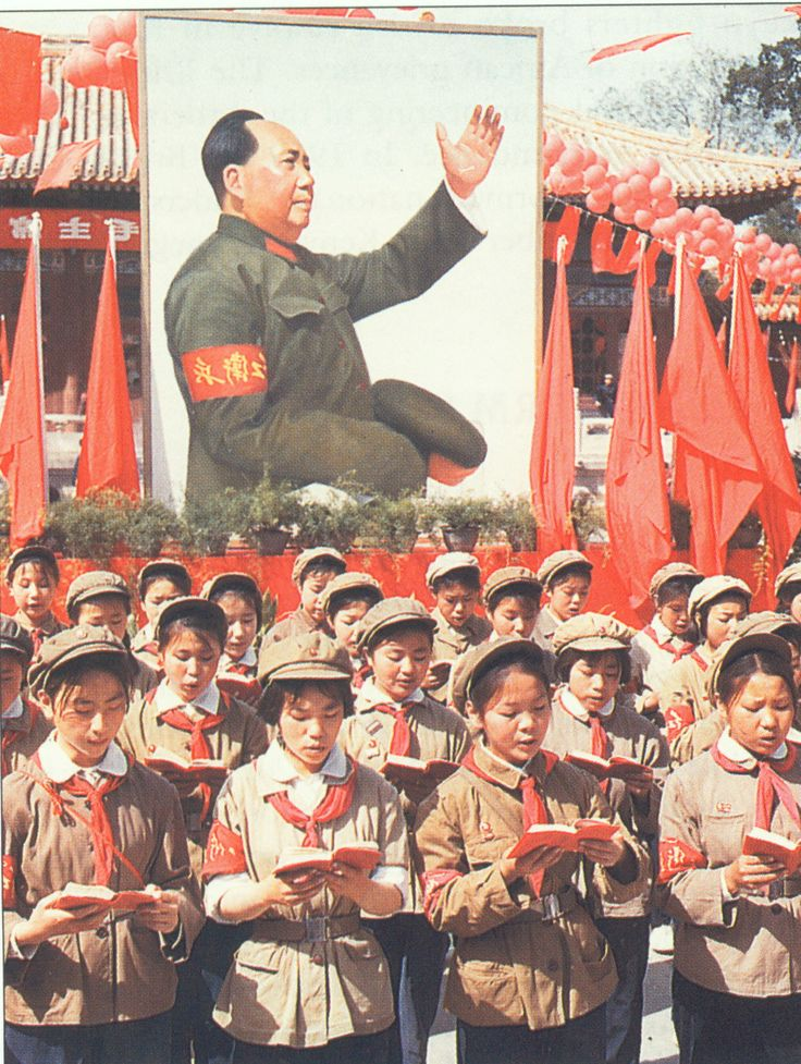 the four great revolutions The great proletarian cultural revolution in china,  they are called the gang of four to emphasize that they represent only a small cabal of radicals.