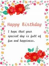 18th Birthday Wishes, Greeting