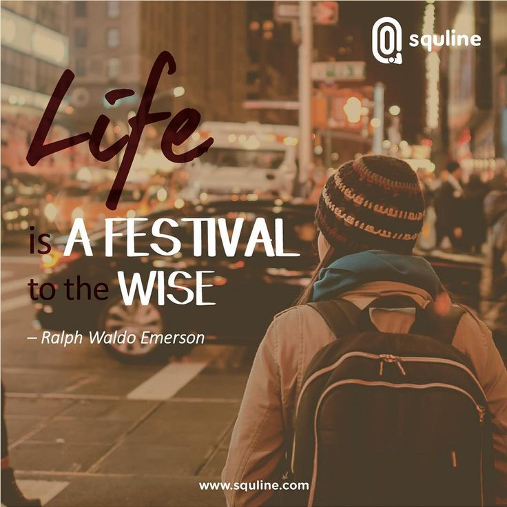 Be wise and your life would be like a walk in the festival : cheerful, full of laughter and opportunities!  #squline #itsgoodtoknow #quote #quotes #quotestoliveby #quoteoftheday   #belajarbahasainggris #belajarbahasamandarin #belajaringgris #belajarmandarin #kursusbahasainggris #kursusbahasamandarin #kursusinggris #kursusmandarin #lesbahasainggris #lesbahasamandarin #lesinggris #lesmandarin #kelasbahasainggris #kelasbahasamandarin #kelasinggris #kelasmandarin #kelasonline #...