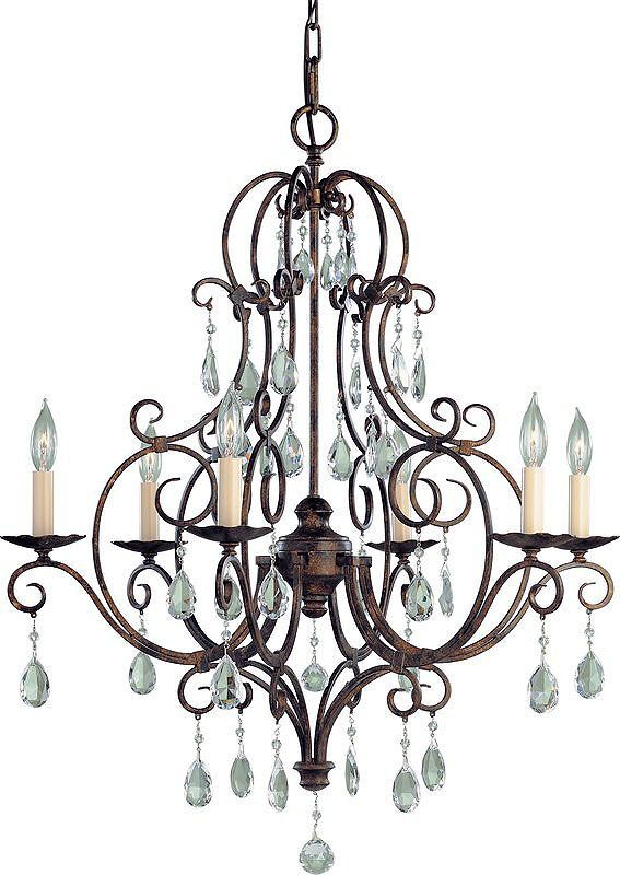 10 best old world chandeliers images on Pinterest Bronze