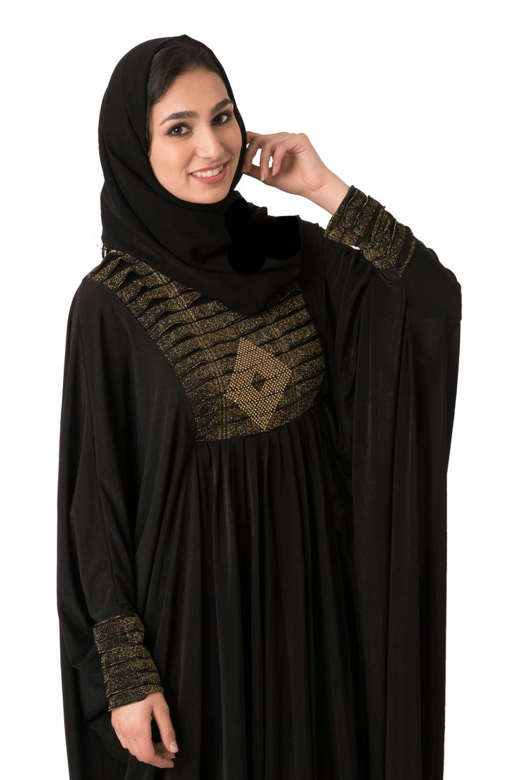 Heart of Diamonds Abaya
