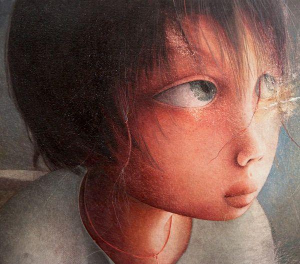 Rebecca Dautremer, illustration