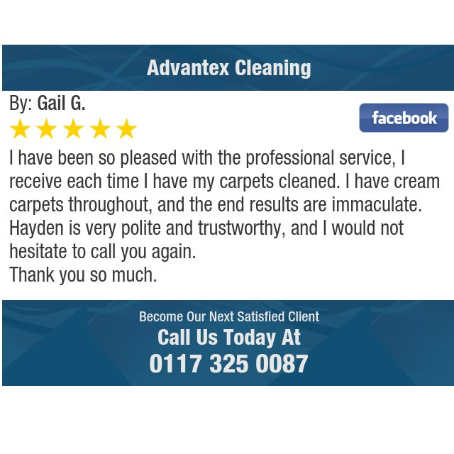 I have been so pleased with the professional service, I receive each time I have my...