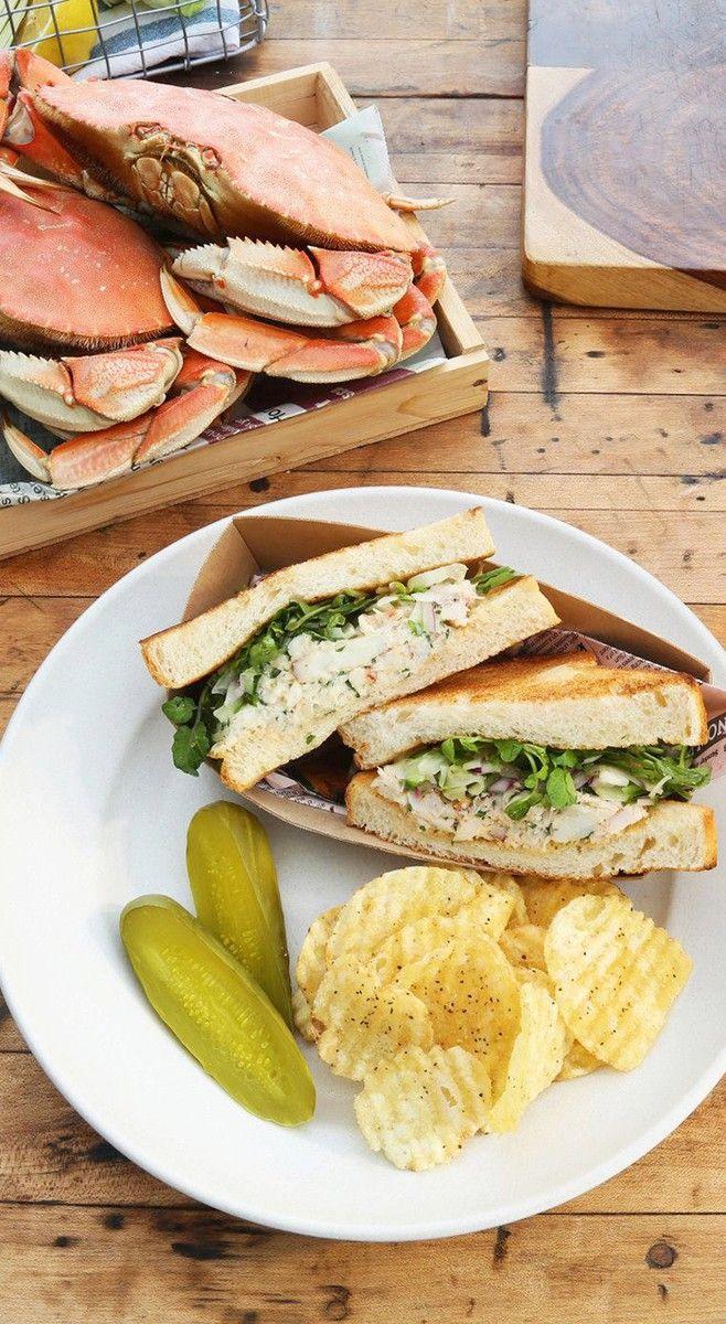 17 Best ideas about Crab Sandwich on Pinterest | Beach ...