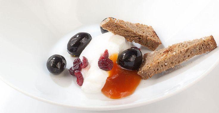 Ricetta Dolce di ricotta con olive Nocellara del Belice - Ricette con le Olive