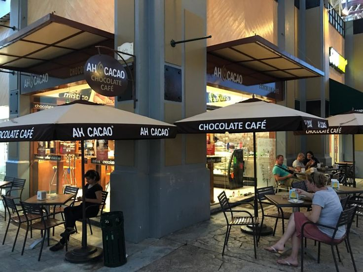 Ah Cacao Chocolate Cafe, Cancun