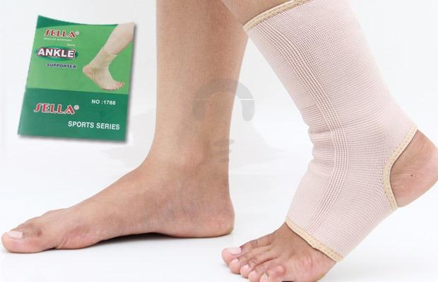 Mengurangi resiko cedera pada engkel atau pergelangan dengan Palm Knee Ankle Support dengan harga Rp.85.000