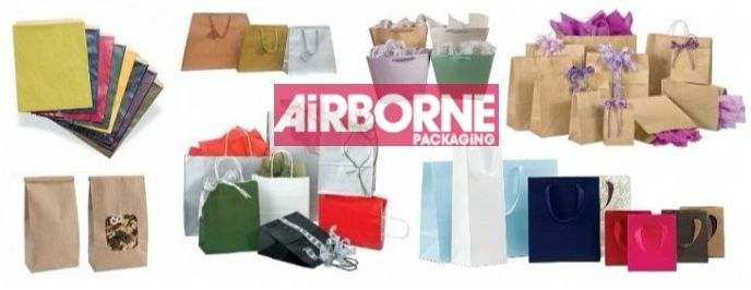 Best #printed carrier bags in the UK. #Manufacturers, suppliers, and exporters in the #UK.Order online or get more information about paper bags at www.airbornebags.co.uk