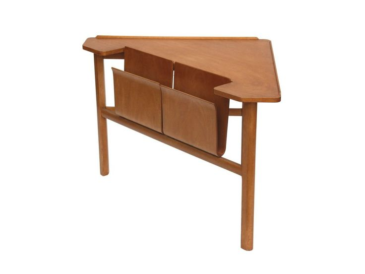 Corner End Table by Edward Wormley 5