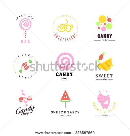 best 25 candy logo ideas on pinterest fun illustration