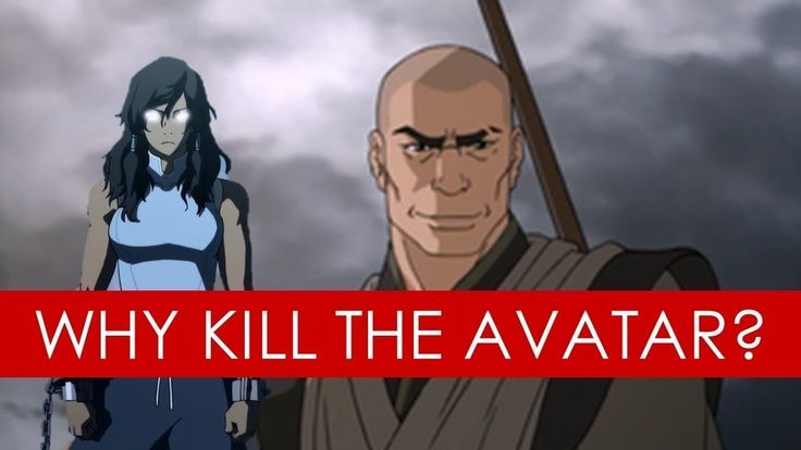 Zaheer: Why kill the Avatar? - video essay [Avatar The Last Airbender/Le...